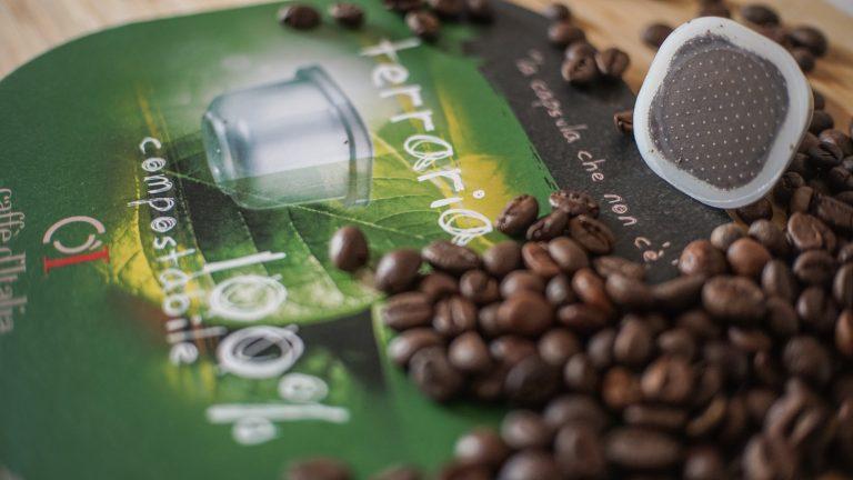 Capsule 100% compostabili: nei negozi Cialde in Time trovi Terraria®