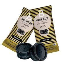 Bourbon equilibrato Lavazza Espresso Point