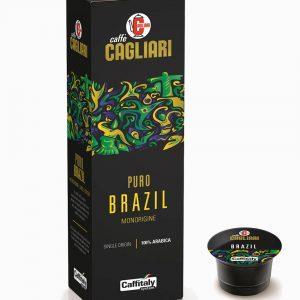 Brazil Cagliari Caffitaly