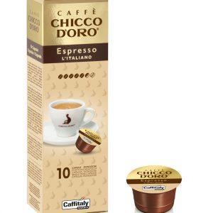 Espresso Italiano Chicco d'Oro