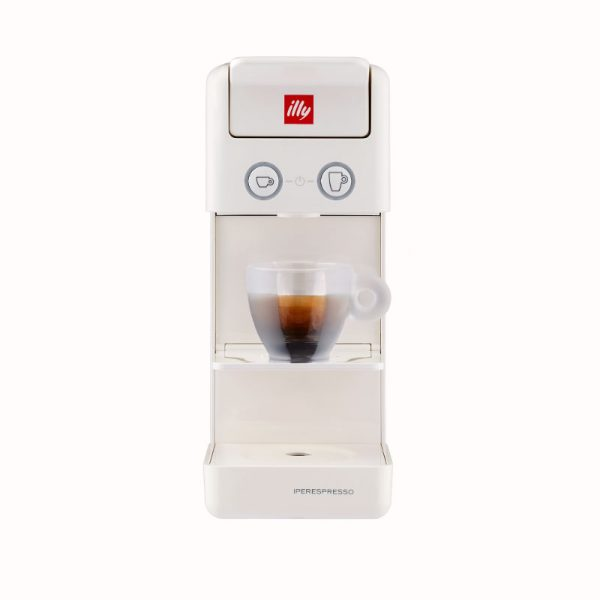 Illy Y 3.3 iperespresso bianca fronte
