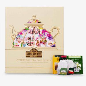 Afternoon Tea collection Ahmad Tea con bustine te