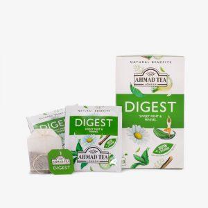 Ahmad Tea Digest