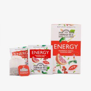 Ahmad Tea tisana Energy