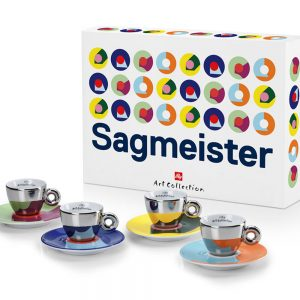 set 4 tazze espresso sagmeister