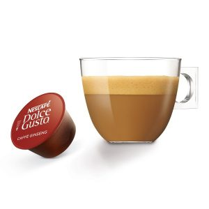 Ginseng Dolce Gusto tazza