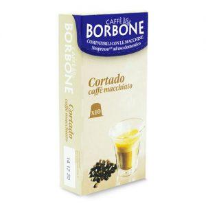 Cortado Borbone