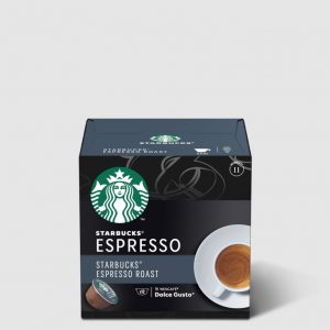 Starbucks nescafé dolce gusto